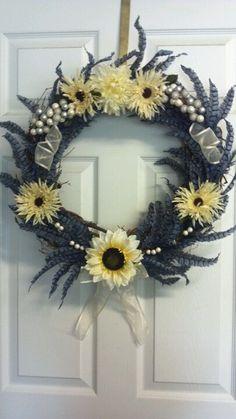 """24"""" Grapevine wreath"""