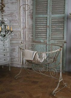 My ideas are endless. Laundry room...endless ideas. Powder room...so many thoughts on how to use this wire basket. Pillows and blankets in the bedroom. Vintage tablecloths in the dining room.