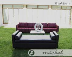 Llevamos el mobiliario a tu fiesta social y adaptamos el lugar para que tú y tus invitados se diviertan.  http://mackol.com.mx/index/#95  #VisteTuEvento
