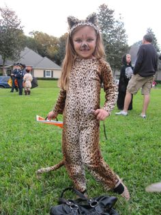 cheetah costume