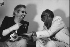 Gainsbourg & Ray Charles (chanteurs) Plus