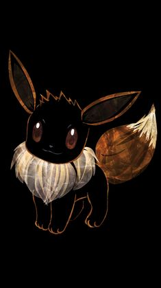 Eevee with flowpaper - Pokémon Pictures - Pokemon Pokemon Fusion, Solgaleo Pokemon, Pokemon Fan Art, Pokemon Images, Pokemon Pictures, Photo Pokémon, Pokemon Eevee Evolutions, Cute Pokemon Wallpaper, Eevee Wallpaper