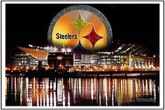 A Blessed City! Nationally Known for it Nation! Pittsburgh Steelers Wallpaper, Pittsburgh Steelers Football, Pittsburgh Sports, Best Football Team, Football Season, Steelers Stadium, Pitsburgh Steelers, Here We Go Steelers, Steelers Stuff