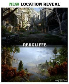 Dragon Age 3: Inquisition: Welcome To Ferelden's Stronghold, Redcliffe Castle
