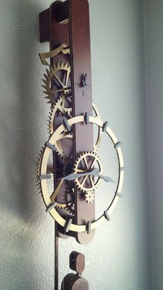 Ascent Clock - Jeff Schierenbeck