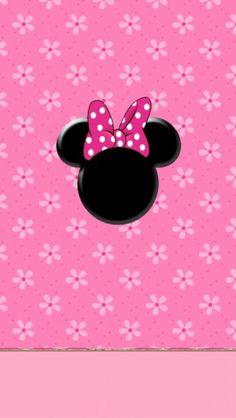 Disney minnie mouse on pinterest minnie mouse mickey - Fondos de minnie mouse ...