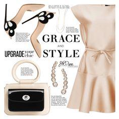 Always dress well: www.JRDunn.com by gabrilungu on Polyvore featuring polyvore fashion style Paule Ka Nicholas Kirkwood Lana Dunn clothing goldjewelry JRDunn