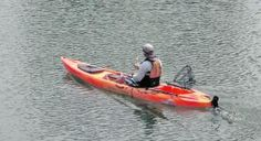 The electric motor keeps both hands free, meaning that fishing out of the Prowler Torque is a breeze.