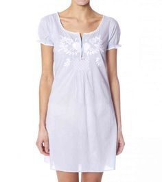 light cotton embroidered dress from Odd Molly