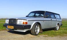 Volvo 245 GLT Turbo - 1983
