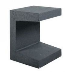 Concrete U-elements 40 cm hard coal ., Concrete U elements 40 cm hard coal There are several stuff that can certainly as a final point total your current yard, similar to a vintage white. Garden Furniture Design, Raised Flower Beds, Cement Art, Pinterest Garden, Diy Garden, Backyard Landscaping, Landscaping Design, Diy Design, Outdoor Gardens