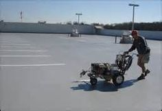How the Road and Parking Lot Striping Processes Works