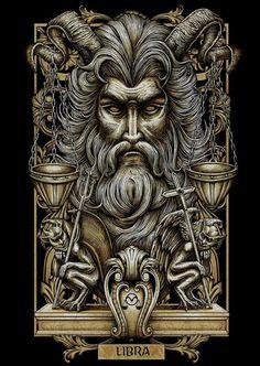 Increibles y Tenebrosos Fondos de pantallas de tu Signo del Zodiaco - El Santuario de Athena