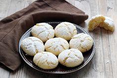 Tendance et TROP BONS  ces biscuits craquelés au citron - Diaporama 750 grammes