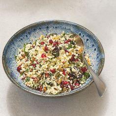 Cauliflower Couscous | sheerluxe.com