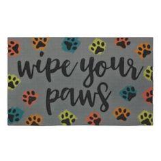 Mohawk+Home+''Wipe+Your+Paws''+Doormat+-+18''+x+30''