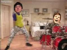 Ashton and calum look fab! Whoever made this is genius . @sayunid @siluni2000