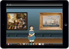 NGAkids App for iPad