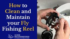 Tips on Fly Fishing Fly Reels, Fishing Reels, Fishing Lights, Fly Casting, Fly Fishing Gear, Cleaning, Easy, Advice, Pinwheels