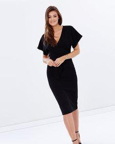 http://www.theiconic.com.au/katherine-kimono-sleeve-dress-364448.html