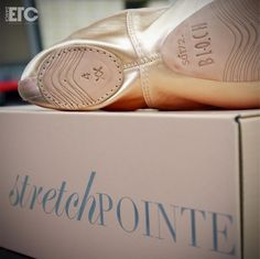 The best thing since sliced bread? We think so. BLOCH has introduced a NEW and EXCITING range of pointe shoes featuring groundbreaking innovation in a category virtually unchanged in over 120 years. And guess what.... We have them in stock!!! For more information and exclusive pictures please visit: http://www.dance-etc.co.uk/collections/new-in/products/bloch-eurostretch-pointe-shoe-so172l