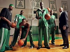 2007-2008 Boston Celtics....Ray Allen messed up by leaving