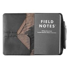 The Field Rep Wallet | Form•Function•Form