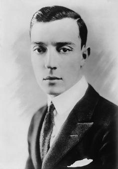 Buster Keaton.