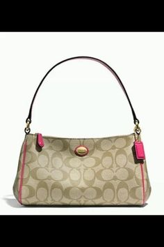 8 best Coach shoulder bag images on Pinterest   Coach shoulder bag ... b462982652
