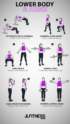 Workout, fitnessfitness and workout image Fitness Gym Workout Plan For Women, Gym Workouts Women, Gym Workout For Beginners, Fitness Workout For Women, At Home Workout Plan, Workout Videos, At Home Workouts, Barbell Workout For Women, Total Gym Workouts