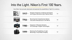Nikon is starting its 100th anniversary party early Read more Technology News Here --> http://digitaltechnologynews.com Camera-maker Nikon will celebrate its 100-year anniversary on July 25 this year and the company is getting the party started early launching a dedicated website and logo along with a movie charting some of its key milestones since its inception.  The video above kicks off with some pretty spectacular footage from space before looking back through the years at key events in…