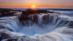 Thor's Well: The Pacific Gateway to the Underworld