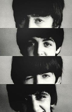 Lennon, McCartney, Harrison, Starr | The Beatles