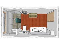 Begehbare Dusche Mit Glas Und Podest | Haus | Pinterest Bilder Zu Bad Neu