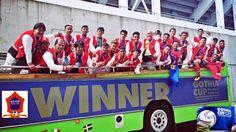 INDONESIA RAYA BERGEMA DI AJANG GOTHIA CUP 2016