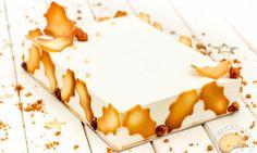Le gâteau de noël vanille, caramel et spéculoos pour ceux qui n'ont pas de moule à bûche ;-) - Sucre d'Orge et Pain d'Epices