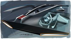 2010 BMW Vision EfficientDynamics Concept Image