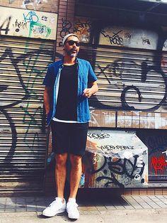 YosaKuginoさんのシャツ・ブラウス「Acne Studios 」を使ったコーディネート