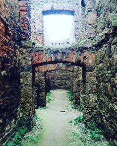 new slains castle, crudenbay scotland