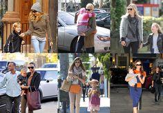 Feliz dia Madres Famosas y con estilo