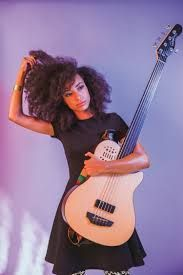 Rear the full published interview with Esperanza Spalding from issue including behind the scenes photos from our exclusive photoshoot. Jazz Guitar Lessons, Esperanza Spalding, Female Guitarist, Black Image, Latest Albums, Natural Hair Inspiration, Poses, Interesting Faces, Playing Guitar