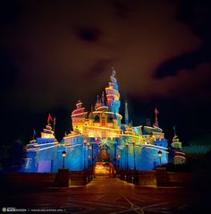 hongkong disneyland...never been there but it looks cool