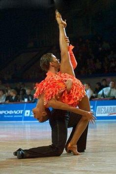 Passionate ballroom dancing photo - We should all feel the passion of dance at least a few times a month