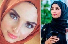 ¡Ellas revelaron el secreto de la natural belleza en las mujeres árabes!