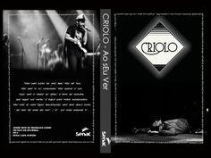Trabalho Acadêmico SENAC Lapa Scipião DVD Criolo - Ao Seu Ver Capa e Contra-Capa DVD