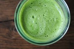Brussels Sprout Smoothie