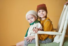 Oeuf Fall 2015 collection Foodilicious Kids Knitwear Fashion FW15 AW15 OeufNYC