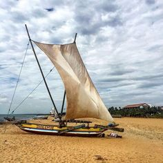 Best backpacking places. This one: Sri Lanka - Negombo.