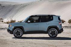 Jeep Renegade 2015!