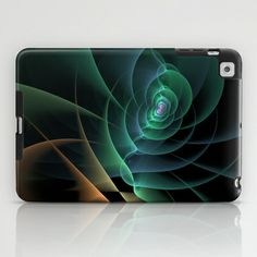 NeonSeries042 iPad Case by fracts - fractal art - $60.00